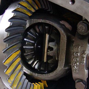 Rear End repair Differential